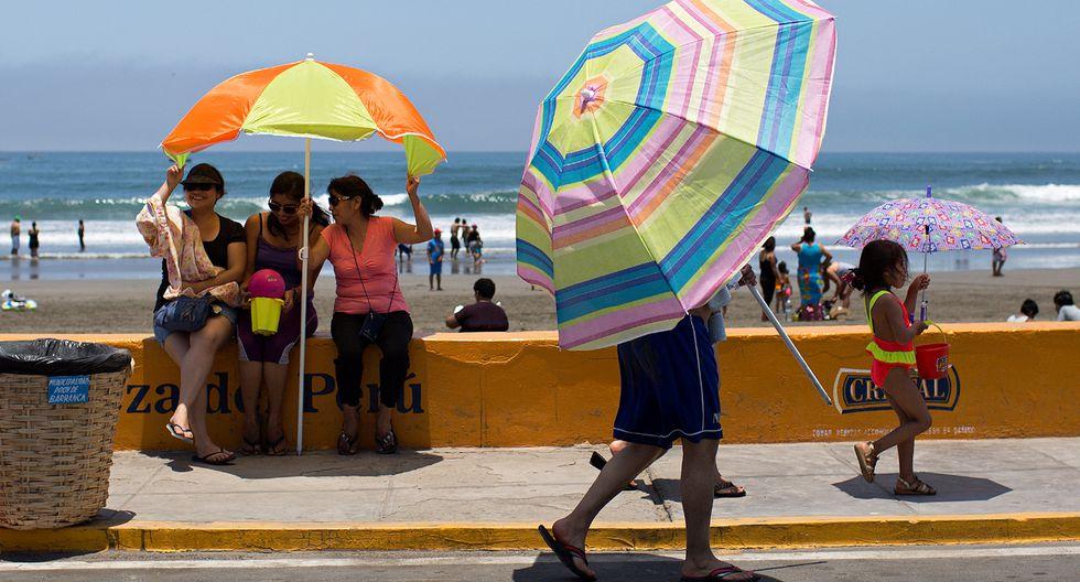 En Barranca está certificada la playa Chorrillos.(Foto: Archivo)