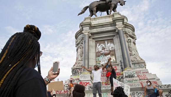 """""""No es la primera vez que la moral tradicional es atacada así"""". (Foto por Ryan M. Kelly / AFP)."""