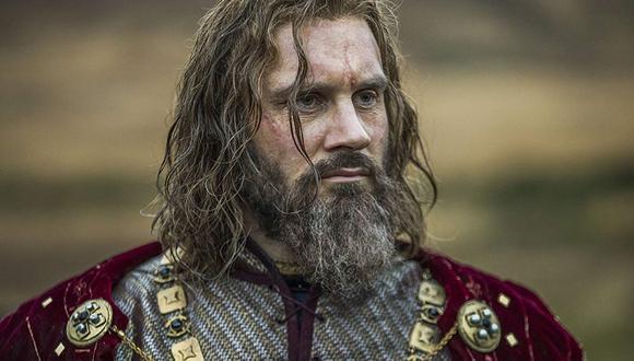 "Clive Standen interpretó a Rollo hasta la quinta temporada de ""Vikings"" (Foto: History)"