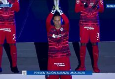 Alianza Lima: la espectacular bienvenida a Leao Butrón en su última 'Noche Blanquiazul'   VIDEO