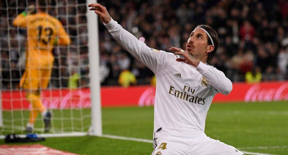 Real Madrid: jugadores acordaron reducción del 10% de sus salarios   Foto: AFP