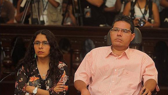 Michael Urtecho fue desaforado y acusado constitucionalmente. (Foto: Poder Judicial)
