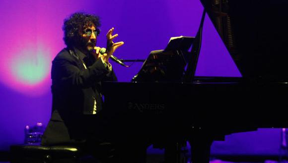 Fito Páez regresa a Lima con un concierto dedicado al amor
