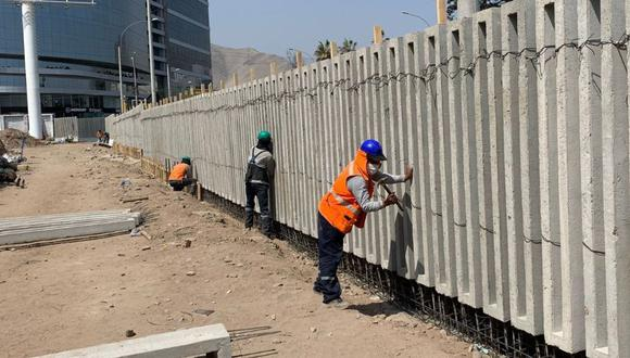 Obra se realiza tras ganarle un laudo arbitral a la Municipalidad de Lima, la cual expropió 16 mil metros cuadrados  pertenecientes al Hipódromo de Monterrico en 2017. (Foto: Difusión)