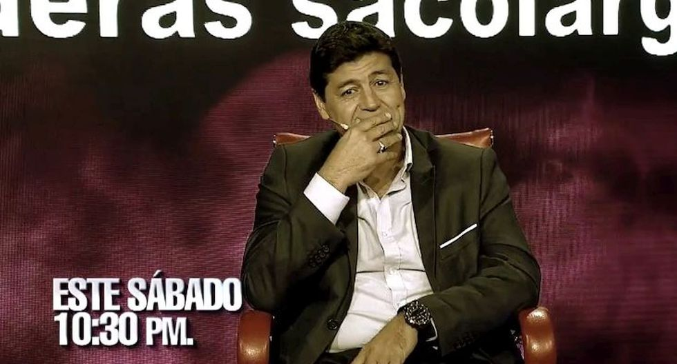 """""""El valor de la verdad"""" por Latina con Sergio Ibarra se emitirá este sábado 23 de marzo a las 10:30 pm. (Foto: Latina)"""