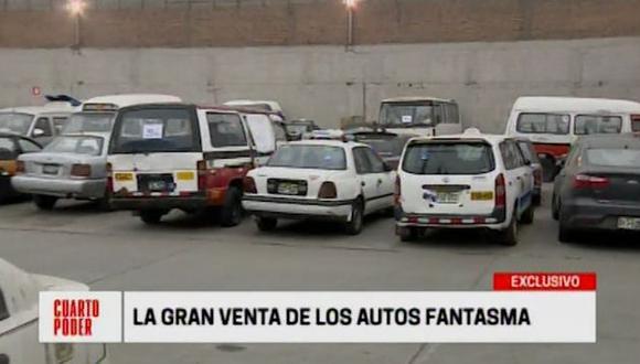 La estafadora les ofrecía los vehículos a las personas a un precio por debajo del mercado, a fin de que accedan a hacer el pago. (Cuarto Poder)
