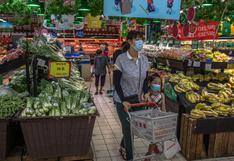China registra 44 nuevos casos de coronavirus, 5 menos que el día anterior