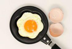 Los errores que todo el mundo comete al cocinar huevo frito