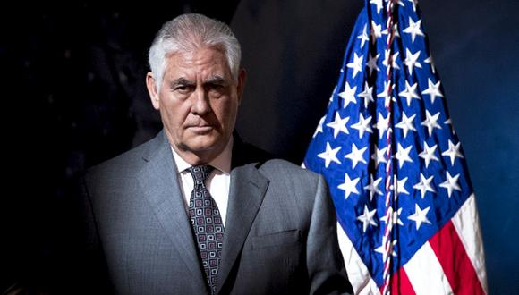 Rex Tillerson, secretario de Estado de Estados Unidos. (Foto: AP)