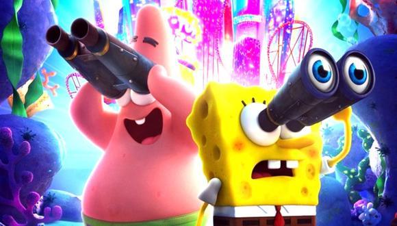 "El estreno de ""The SpongeBob Movie: Sponge on the Run"" será digital ante la pandemia del coronavirus. (Foto: Paramount)"
