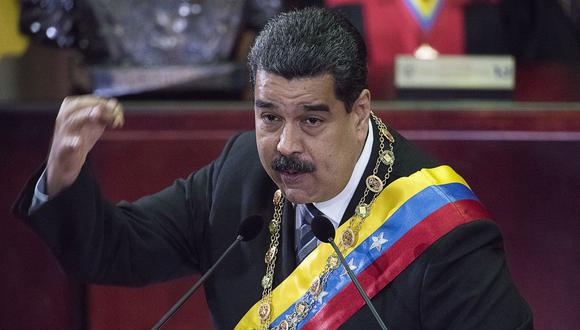 Perú y otros cuatro países denuncian hoy a Venezuela ante la Corte Penal Internacional, CPI. (Bloomberg).