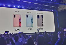 Galaxy S20   Las principales novedades de los nuevos celulares de Samsung   VIDEO