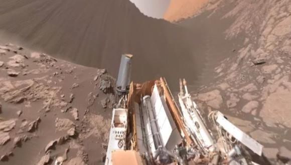Facebook y la NASA te llevan en un recorrido por Marte [VIDEO]