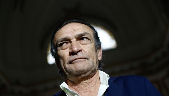 El Poder Judicial ordenó 36 meses de impedimento de salida del país contra el excongresista Héctor Becerril. (Foto: GEC)