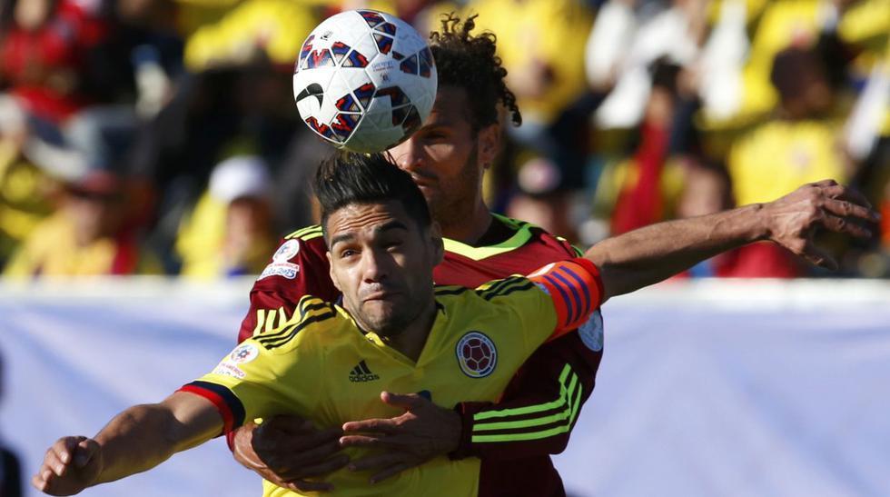 Colombia vs. Venezuela: sorpresiva derrota cafetera en imágenes - 11