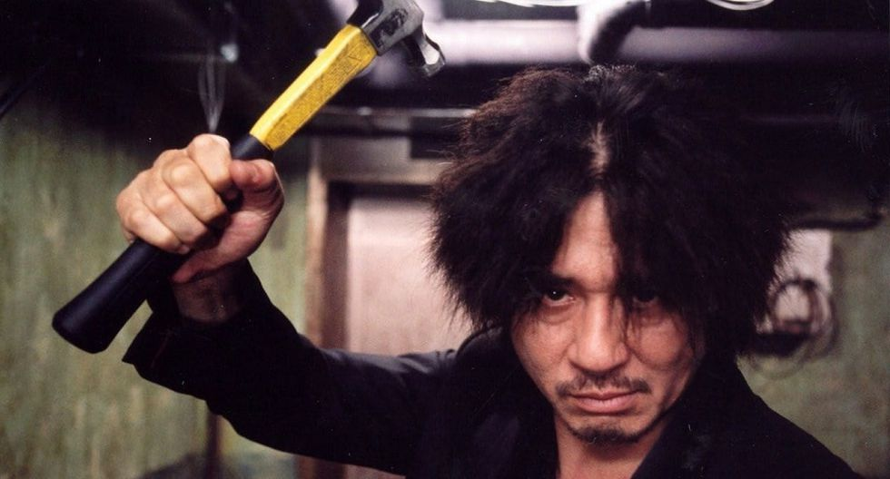 Old Boy (Park Chan-wook, 2003)