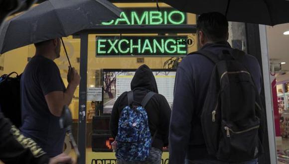 La situación de la economía ha generado mucho nerviosismo en Argentina. (AFP)