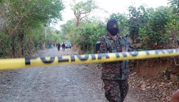 El Salvador: Mueren 10 pandilleros durante tiroteo con policías