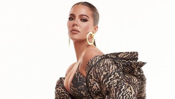 Khloé Kardashian retomó hace algunos meses su relación con Tristan Thompson, quien es nuevamente acusado de serle infiel. (Foto: @goodamerican / Instagram)