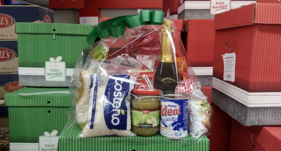 La entrega de canastas navideñas, vales de consumo u otro obsequio a los trabajadores, son considerados ingreso con renta de Quinta Categoría, señaló la Sunat.