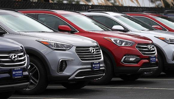 A nivel de categorías, pick up y SUV fueron las que sufrieron una menor contracción entre enero y febrero, 5,7% y 7,6% respectivamente, y son las que están más cerca de alcanzar las cifras de venta prepandemia, según la AAP.  (Foto: AFP)