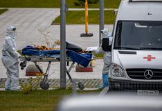 Rusia supera las 1.000 muertes diarias por coronavirus por primera vez en toda la pandemia