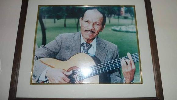 Durante sus casi 80 años de trayectoria, Adolfo Zelada promovió la música criolla y afroperuana. (Fuente: Familia Zelada)