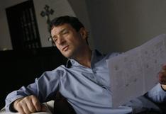"""Renzo Reggiardo: """"En principio, mi plan no es postular a la presidencia"""""""