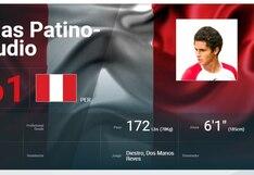 Juan Pablo Varillas subió 77 puestos en el ranking ATP y se ubica en el 161°