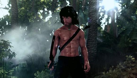 Reseña: Rambo salta al videojuego pero con decepción