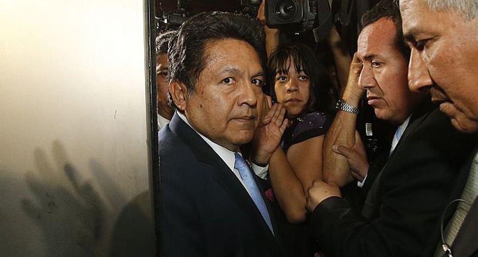 Informe del CNM plantea la destitución de Carlos Ramos Heredia