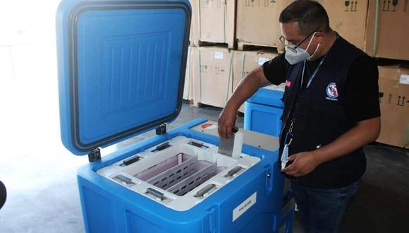 Las autoridades locales tienen previsto realizar el traslado de las dosis a los centros de salud ubicados en las comunidades más alejadas de la provincia fronteriza. (Foto: Gore Amazonas)