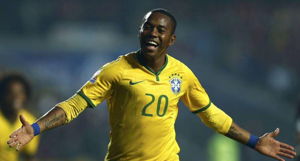 Robinho recuerda momentos clave en su carrera. (Foto: Reuters)