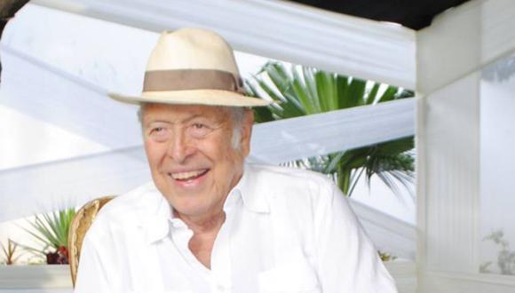 Felipe Carbonell fue un famoso humorista, maestro de ceremonias y actor español que vivió las cuatro últimas décadas de su vida en el Perú. (Foto: Facebook Felipe Carbonell)