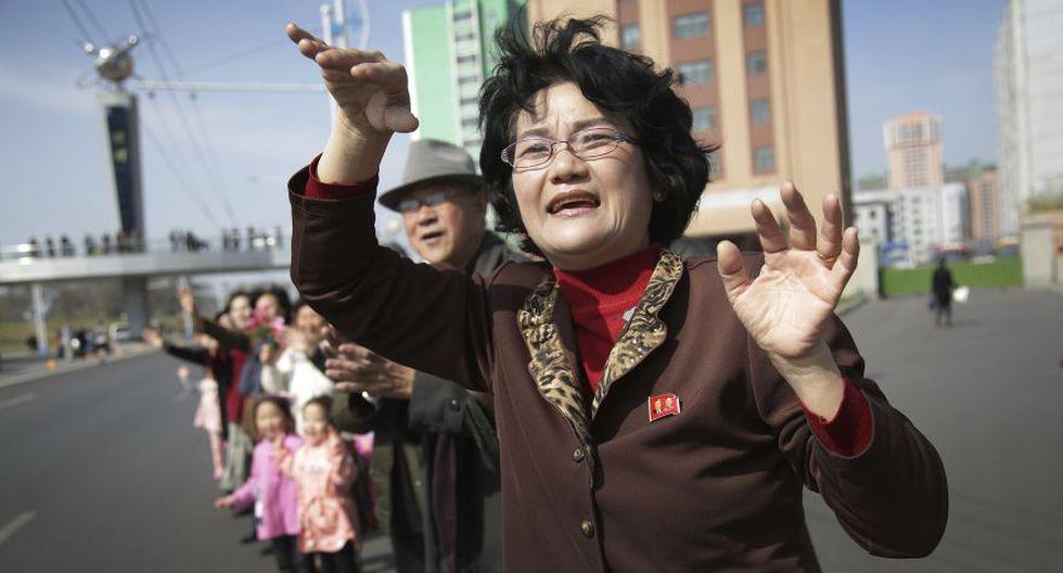 La maratón de Corea del Norte, una experiencia única [FOTOS] - 17