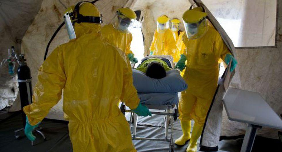 Vacuna en aerosol protege a simios contra el ébola