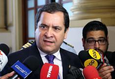 """Luis Iberico: """"Carmen Omonte se mantiene en el partido y la plancha presidencial de APP"""""""
