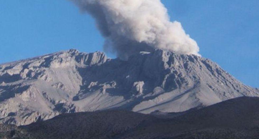 Afectados del volcán Ubinas recibirán 45 toneladas de alimentos