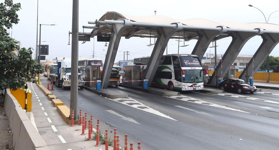 El último hábeas corpus admitido por el Poder Judicial fue contra el peaje de Chillón en Puente Piedra, operado por Rutas de Lima. (Foto: GEC)
