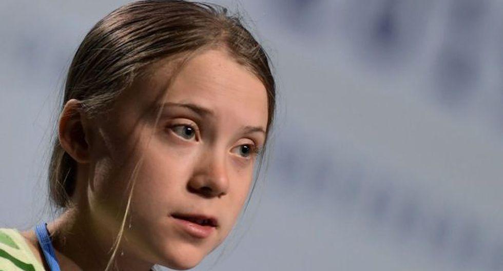Greta Thunberg responde a las críticas cambiando su perfil en Twitter. (Foto: Getty Images, vía BBC Mundo).