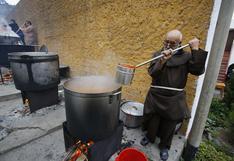Porciúncula: declaran como Patrimonio Cultural al platillo que alimenta a más necesitados