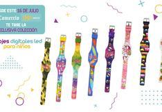Relojes Digitales Led para Niños, ahora los pequeños del hogar darán la hora.