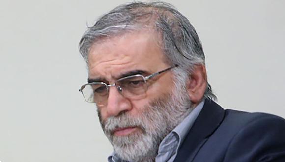 En esta foto sin fecha se ve en Irán al destacado científico iraní Mohsen Fakhrizadeh. (Foto: Official Khamenei Website/WANA/REUTERS).