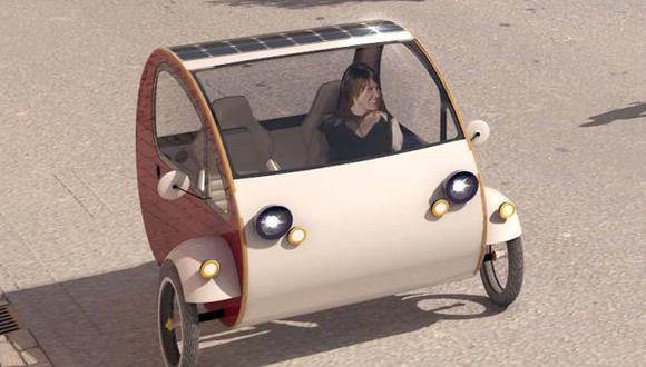 España: ponen a la venta el primer vehículo solar del mundo