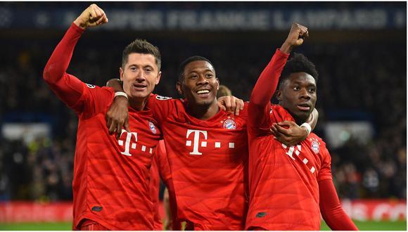 Bayern Munich es el último campeón de la Bundesliga. (Foto: AFP)