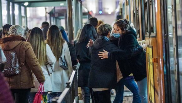 Coronavirus en Italia | Últimas noticias | Último minuto: reporte de infectados y muertos hoy, miércoles 23 de diciembre del 2020 | Covid-19 | Foto: EFE.