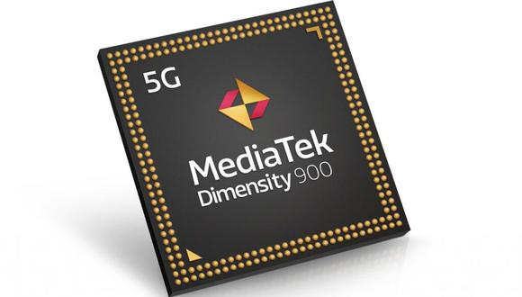 MediaTek Dimensity 900 5G. (Difusión)