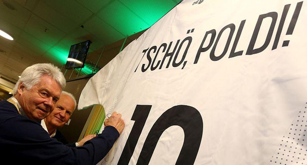 Podolski recibió despedida apoteósica en Signal Iduna Park - 16