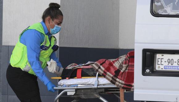 Coronavirus en México   Últimas noticias   Último minuto: reporte de infectados y muertos hoy, jueves 04 de marzo del 2021   Covid-19   (Foto: EFE/ Luis Torres).