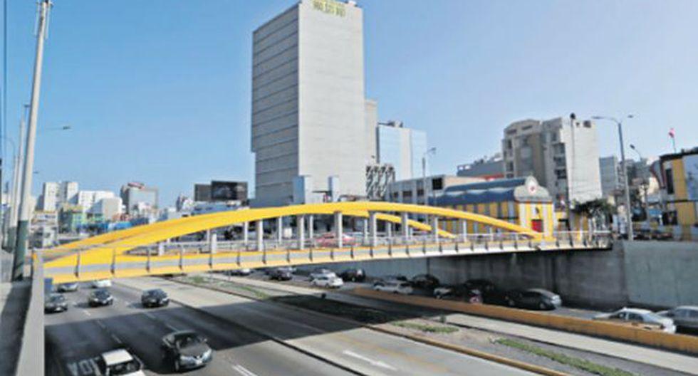 """Ingeniero estructuralista: """"Diseño del puente Leoncio Prado cumple las exigencias"""""""
